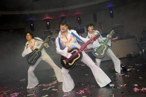 рокнролльные музыканты